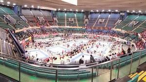 Här avgjordes VM i Tokyo.