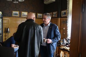 Hösten 2018 får Hans Unander betyget från väljarna, om han gjort rätt som kommunalråd, då är det val till kommunfullmäktige.