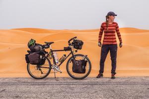 Efter resan runt jorden vill Fredrika Ek fortsätta på sin inslagna väg.