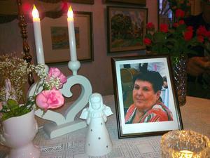 Marita Granström blev 66 år.
