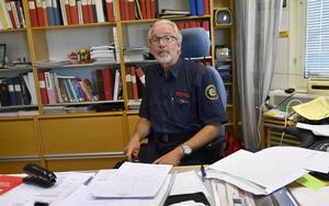 Räddningschef Jan-Olov Olsson