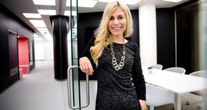 """Susanne Timsjö värnar näringslivet i allmänhet och processindustrierna i synnerhet genom sitt jobb som vice programchef på Piia, Processindustriell IT  och automation. """"Jag vill jobba för ett bra Sverige"""", säger hon om sin nya tjänst."""