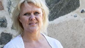 Ann-Christine From Utterstedt, ordförande för Sverigedemokraterna, SD, i Västerås.