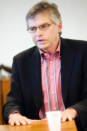 Per Åsling konstaterar att landsbygdsstödet blir 2,5 miljarder lägre de kommande sju åren.