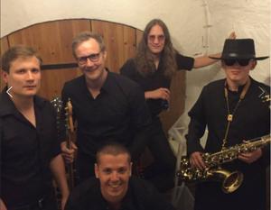 The B Street Band.