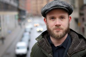 Lars Anders Johansson  är aktuellt med boken