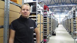 Joel Svensson, Partykungen, är en av tre finalister som kan bli Årets företagare 2014.