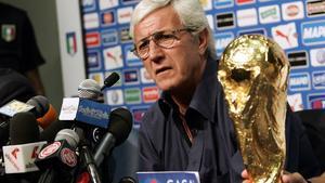 Fotbolls-VM 2006 spelades i Tyskland. Italien vann VM.