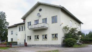 Förskolan håller till i fastigheten bredvid Växsjö byskola.