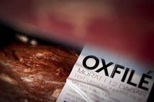 Kött för tusentals kronor stals från ICA kvantum i Örnsköldsvik.