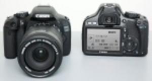"""Canon Eos 550D är en """"baby-7D"""""""