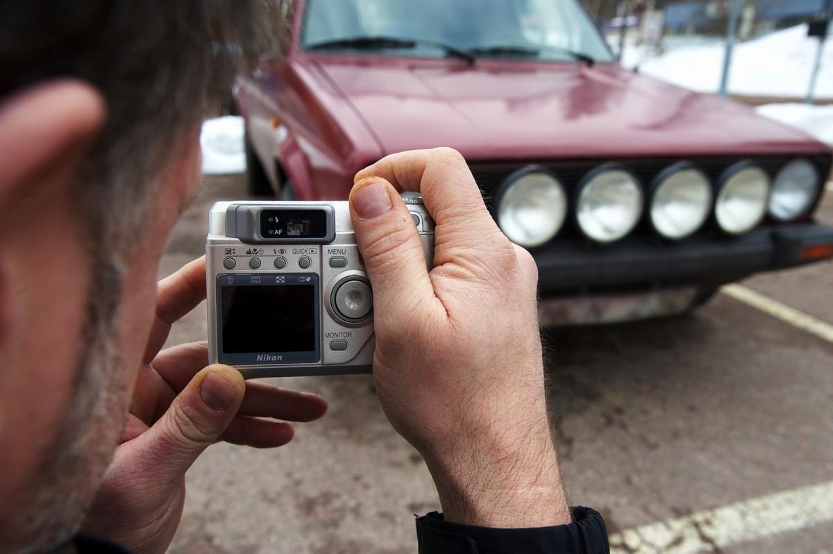 Kraver poliskontroller av taxichaufforer