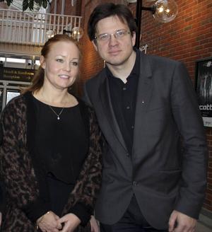 Kristina Persson, projektledare, och Henrik Malm Lindberg, arbetsmarknadsforskare bägge från Ratio, berättade om Praon som viktigare än någonsin.