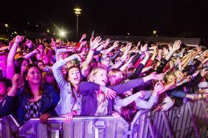 Laxfestivalen 2015.