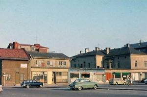 Hamnplan på 70-talet.