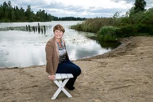 Trendigt med fritt skrivande. Att ägna sig åt fritt skrivande har blivit en stor grej i dagens samhälle, enligt Inger Lundin, som håller i olika typer av skrivarkurser. Nyligen höll hon en kurs i att skriva sin livsberättelse på Solliden vid sjön Lången i Örebro.