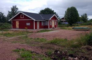 Villan på Åkervägen har väckts till liv igen. Foto:Jan Norberg