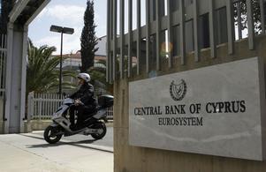 Cypern blir det femte EU-landet som ansöker om nödlån.