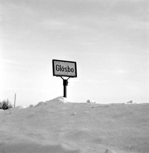 Glössbo när det begav sig.Foto: Gunnar Jonsson