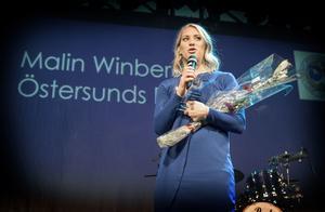 Årets damsenior Malin Winberg, Östersunds DFF.