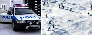 Fem polispatruller kommer att finnas på plats i Sälenfjällen under nyårshelgen. Foto: Josephine Öbrell/Arkiv, Pontus Lundahl/Scanpix