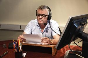 Ulf Häggqvist – dagens Semesterpratare i närradion.