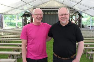 Drömfesten drar igång för 18:e året i rad. Drömfabrikens grundare Per Almén och Bosse Larsson står som vanligt bakom evenemanget.