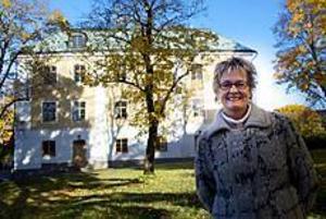 Foto: NICK BLACKMONInger Dolk - ny husfru på slottet.