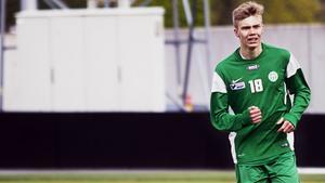 Marcus Degerlund, VSK Fotboll.