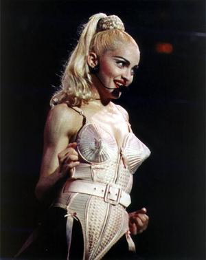 Blonde Ambition-turnén 1990.