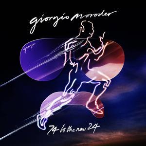 Omslaget till Giorgio Moroders