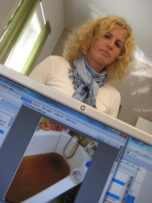 Anna Holmsten, VA-chef vid Sandviken Energi, väjer nte för ansvaret och lovar åtgärder:– Vi omprioriterar och börjar spola i södra Sandviken under nästa vecka, säger hon.