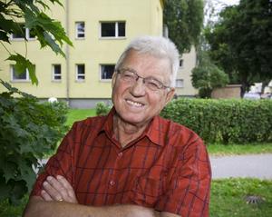 Stig Zettlin, Sjukvårdspartiets oppositionsråd.