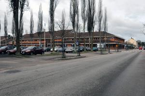 Medborgarhuset i Vansbro kan komma att inrymma det nya statliga servicekontoret.