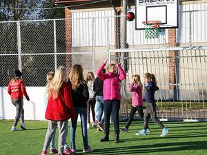 Multiarenan i Ullånger kan användas för flera olika sporter.