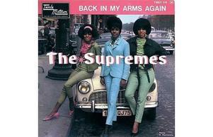 Även Motown-sensationen The Supremes valde att porträtteras bredvid bilen under 60-talet.