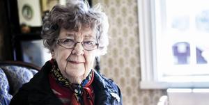 Stina Eliasson har varit ordförande för hembygdsföreningen i tio år, men nu börjar det vara läge att göra något annat.