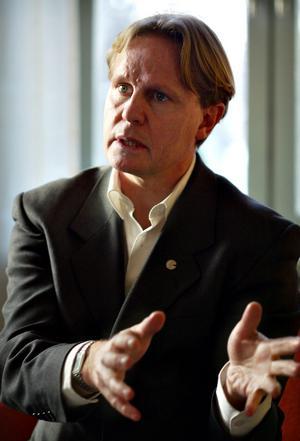 Owe Hellberg, V, vill satsa ännu mer på skolorna i Ockelbo och redan nästa år.