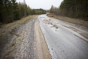 Svartsjövägen kunde vara bättre, det tycker både bilister och Trafikverket.