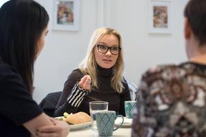 Lina Norberg Juuso skriver S-ledare i Sundsvalls tidning och har många års erfarenhet som journalist och åsiktskrönikör.