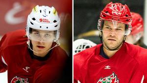 Adrian Kempe och T.J. Hensick kan komma att spela i samma kedja nästa säsong.