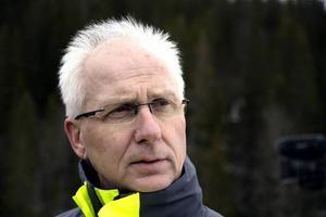 """""""Nej, det kan jag säga direkt, det har det inte"""" svarar Mats Olofsson på frågan om tågolyckorna i Stockholm förra året inverkat på hur prioriterat arbetet med Stora Helvetet är."""