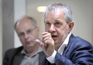 Inte nådig. Kennet Johansson, generaldirektör på Statens kulturråd. Foto: Gunnar Lundmark/SvD/Scanpix