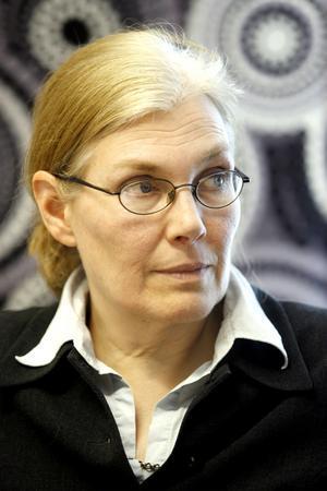 Maria Aspers, Miljöpartiets landstingsråd.