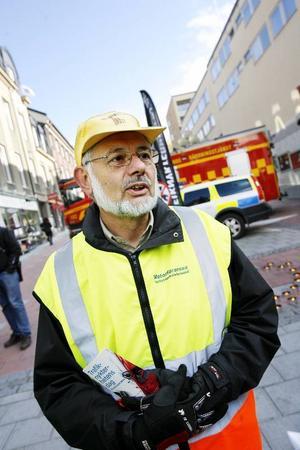 """""""199 rattfylleriresor sker i länet varje dag"""", säger Kent Ivarsson, Motorförarnas riksförbund."""
