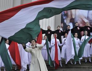 Inte så olikt Sverige. Jag kan lova att det ungerska folket betackar sig för självutnämnda räddningsänglar som vill befria dem, skriver Peter Fejes.