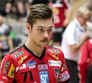 Alexander Hallvars Persson spelade i SSL för Granlo säsongen 2013/2014.