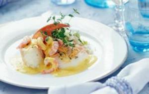 Apelsinen är läcker i matlagning, inte bara för sin smak utan också för sin härliga färg.