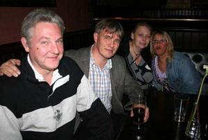 Oliver Twist. Lars-Erik, Tommie, Nina och Benita