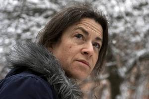 Engagerad. Ann Jäderlund kommer ut som politisk diktare i sin nya bok.